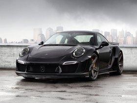 Ver foto 21 de Topcar Porsche 911 Turbo Stinger GTR 2014