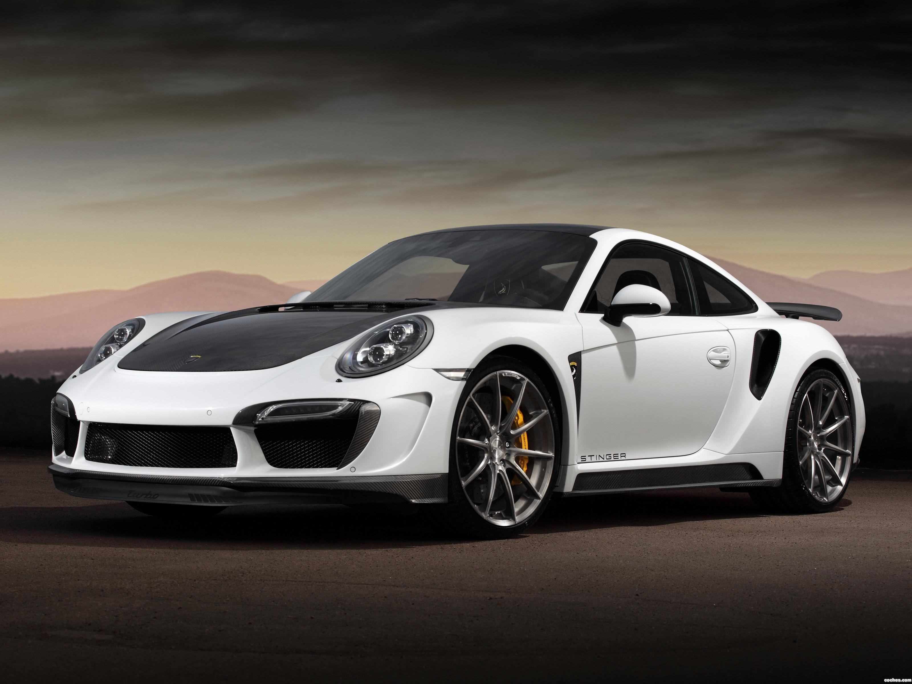 Foto 0 de Topcar Porsche 911 Turbo Stinger GTR 2014