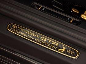Ver foto 13 de TopCar 911 Porsche Turbo Stinger GTR Cabriolet Carbonedition 991 2018