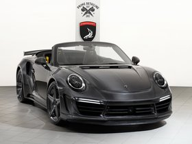 Ver foto 7 de TopCar 911 Porsche Turbo Stinger GTR Cabriolet Carbonedition 991 2018