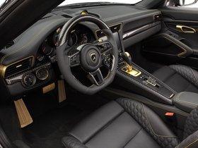 Ver foto 15 de TopCar 911 Porsche Turbo Stinger GTR Cabriolet Carbonedition 991 2018