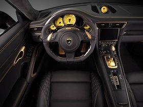 Ver foto 15 de Topcar Porsche 911 Turbo Stinger GTR Carbon Edition 991 2015