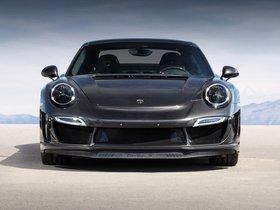 Ver foto 6 de Topcar Porsche 911 Turbo Stinger GTR Carbon Edition 991 2015