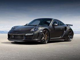 Ver foto 3 de Topcar Porsche 911 Turbo Stinger GTR Carbon Edition 991 2015