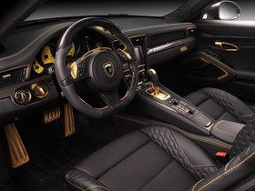 Ver foto 13 de Topcar Porsche 911 Turbo Stinger GTR Carbon Edition 991 2015