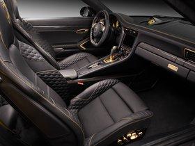 Ver foto 10 de Topcar Porsche 911 Turbo Stinger GTR Carbon Edition 991 2015