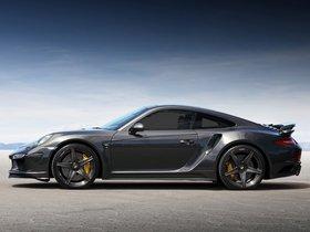 Ver foto 8 de Topcar Porsche 911 Turbo Stinger GTR Carbon Edition 991 2015