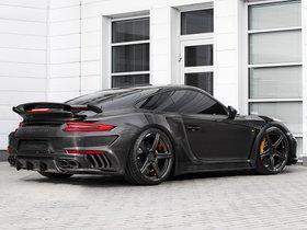 Ver foto 7 de TopCar Porsche 911 Turbo Stinger GTR Carbon Edition 991 2017