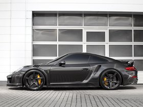 Ver foto 3 de TopCar Porsche 911 Turbo Stinger GTR Carbon Edition 991 2017