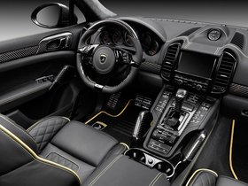 Ver foto 12 de Topcar Porsche Cayenne II Vantage Carbon Edition 2011