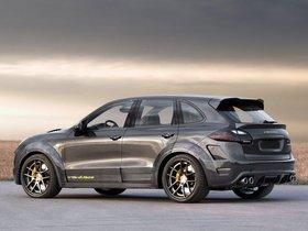 Ver foto 3 de Topcar Porsche Cayenne II Vantage Carbon Edition 2011