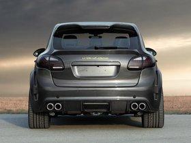 Ver foto 2 de Topcar Porsche Cayenne II Vantage Carbon Edition 2011