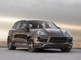 Fotos de Topcar Porsche Cayenne II Vantage Carbon Edition 2011