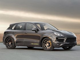 Ver foto 7 de Topcar Porsche Cayenne II Vantage Carbon Edition 2011