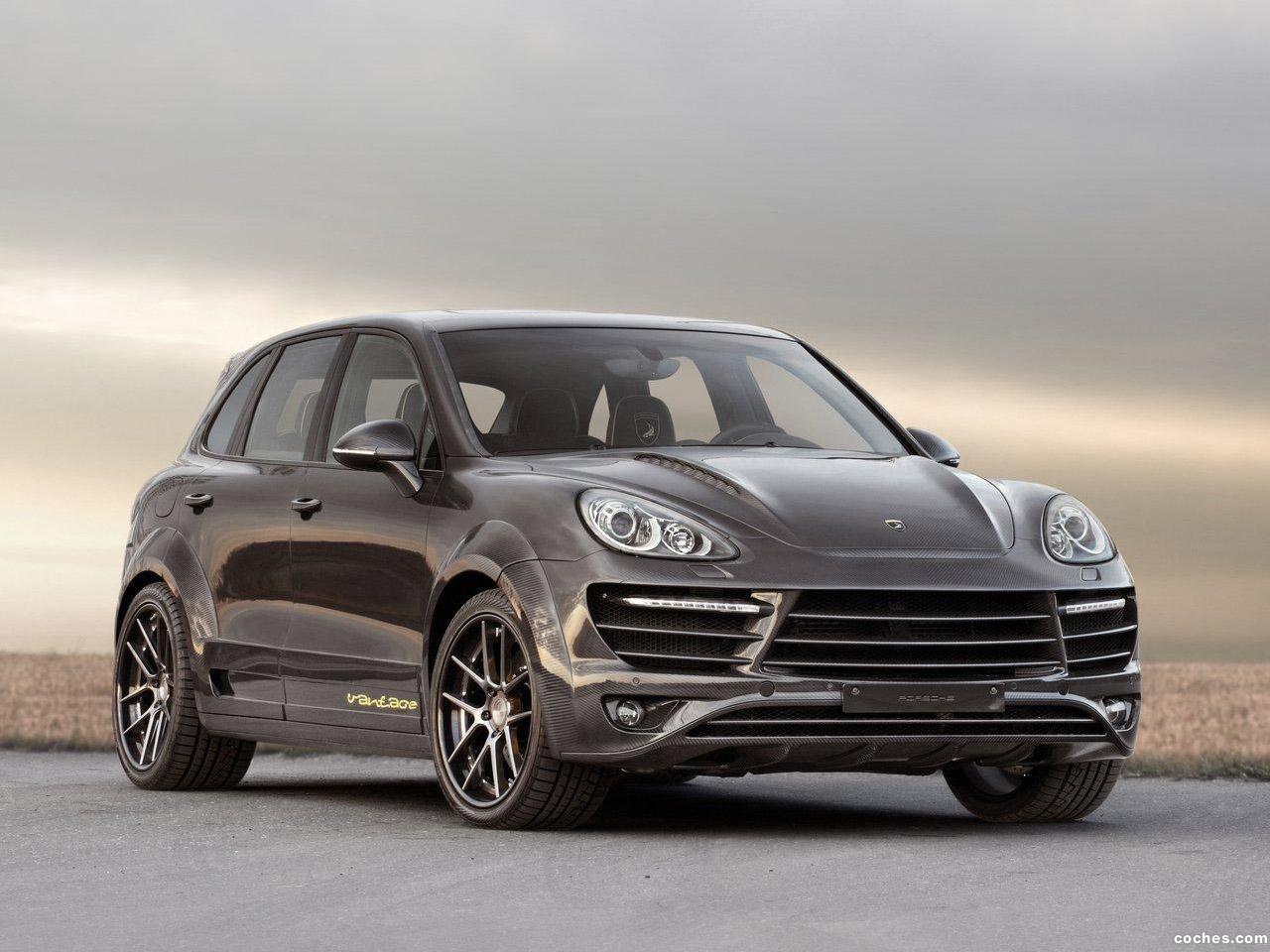 Foto 0 de Topcar Porsche Cayenne II Vantage Carbon Edition 2011