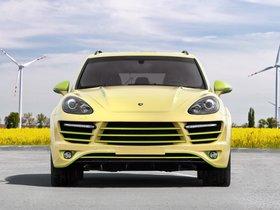 Ver foto 7 de Topcar Porsche Cayenne Vantage 2 Lemon 2012