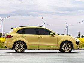 Ver foto 5 de Topcar Porsche Cayenne Vantage 2 Lemon 2012