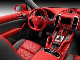 Ver foto 5 de Topcar Porsche Cayenne Vantage 2 Red Dracon 958 2013
