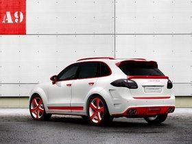 Ver foto 4 de Topcar Porsche Cayenne Vantage 2 Red Dracon 958 2013