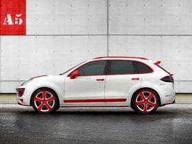 Ver foto 3 de Topcar Porsche Cayenne Vantage 2 Red Dracon 958 2013