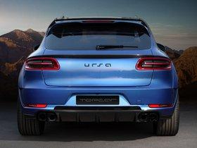 Ver foto 2 de Topcar Porsche Macan URSA 95B 2014