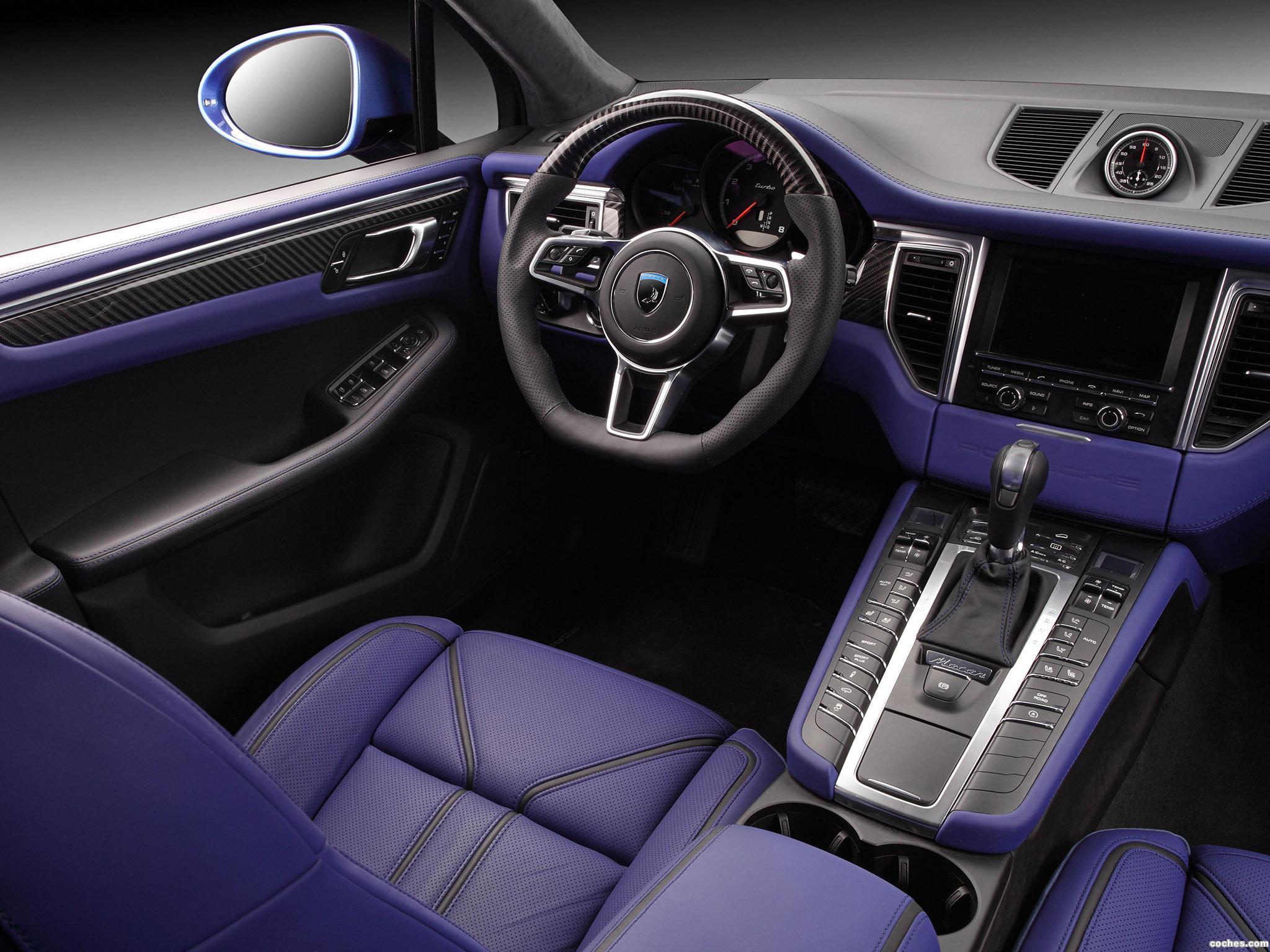 Foto 18 de Topcar Porsche Macan URSA 95B 2014