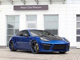 Ver foto 20 de Topcar Porsche Panamera Stingray GTR 2011