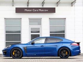 Ver foto 19 de Topcar Porsche Panamera Stingray GTR 2011
