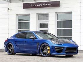 Ver foto 18 de Topcar Porsche Panamera Stingray GTR 2011