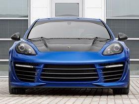 Ver foto 14 de Topcar Porsche Panamera Stingray GTR 2011