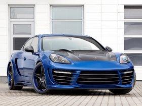 Ver foto 13 de Topcar Porsche Panamera Stingray GTR 2011