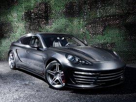 Ver foto 27 de Topcar Porsche Panamera Stingray GTR 2011