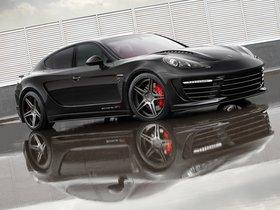 Ver foto 9 de Topcar Porsche Panamera Stingray GTR 2011