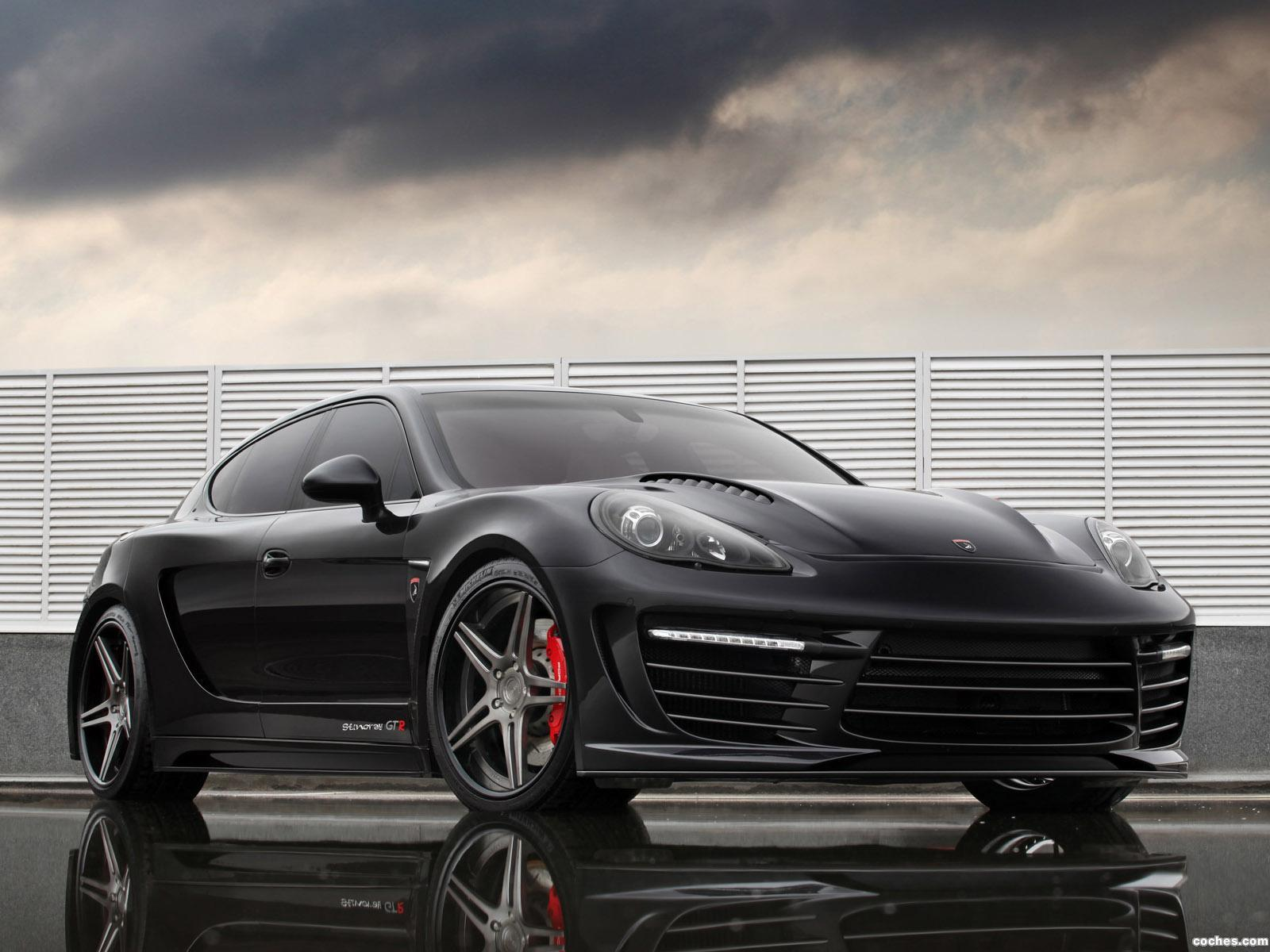 Foto 0 de Topcar Porsche Panamera Stingray GTR 2011
