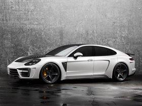 Ver foto 5 de TopCar Porsche Panamera Stingray GTR 971 2017