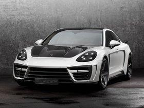 Ver foto 2 de TopCar Porsche Panamera Stingray GTR 971 2017