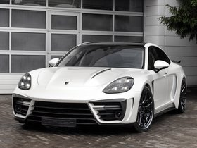 Fotos de TopCar Porsche Panamera Stingray GTR 971 2017