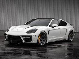 Ver foto 6 de TopCar Porsche Panamera Stingray GTR 971 2017