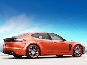 Ver foto 3 de Topcar Porsche Panamera Stingray GTR Orange 2012