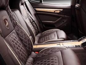 Ver foto 9 de Topcar Porsche Panamera Stingray GTR Orange 2012