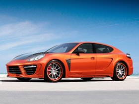 Ver foto 7 de Topcar Porsche Panamera Stingray GTR Orange 2012