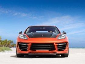 Ver foto 6 de Topcar Porsche Panamera Stingray GTR Orange 2012
