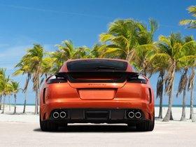 Ver foto 5 de Topcar Porsche Panamera Stingray GTR Orange 2012