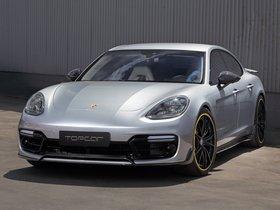 Ver foto 1 de TopCar Porsche Panamera Turbo GT Edition 971 2018