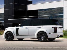 Ver foto 7 de Topcar Land Rover Range Rover Lumma CLR R L405 2013