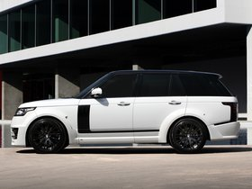 Ver foto 4 de Topcar Land Rover Range Rover Lumma CLR R L405 2013
