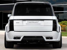 Ver foto 2 de Topcar Land Rover Range Rover Lumma CLR R L405 2013
