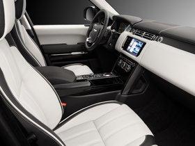 Ver foto 16 de Topcar Land Rover Range Rover Lumma CLR R L405 2013