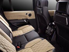 Ver foto 14 de Topcar Land Rover Range Rover Lumma CLR R L405 2013