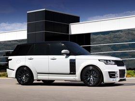 Ver foto 13 de Topcar Land Rover Range Rover Lumma CLR R L405 2013